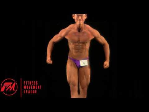 FMLeague Muscle War 2017 (Junior Lightweight) - Benjamin Chou