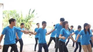 Dân vũ Chung Sống + Rasa sayang + Té nước. Lớp 11B2 Trường THPT Thực Hành Sư Phạm