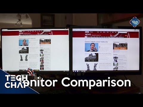 720p vs 1080p vs 1440p vs 4k monitor