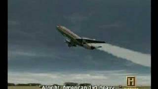 AA American Airlines DC-10 - Accident flight 191