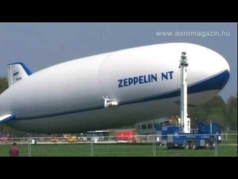 A Zeppelin léghajó