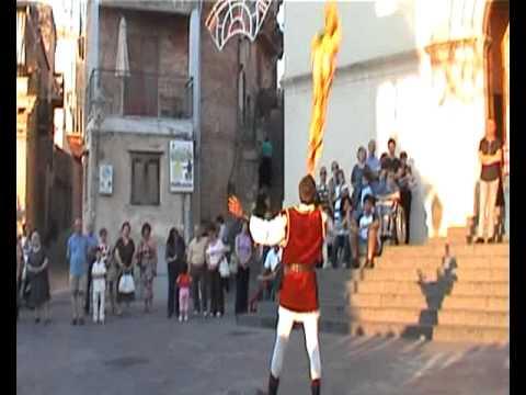 SBANDIERATORI CITTA' DI CACCAMO A LASCARI