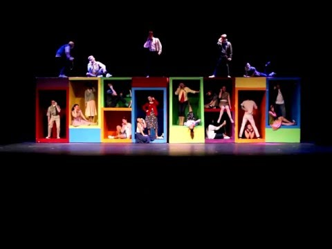 "Nixa High School Theater - ""Telephone Hour"" from Bye Bye Birdie"
