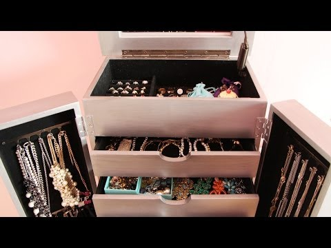 My Jewelry Collection/Storage 2014