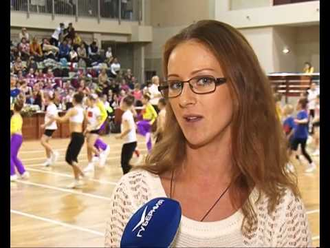 В Самаре прошли Всероссийские соревнования по фитнес-аэробике