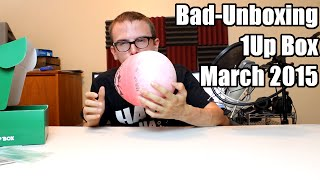 Bad Unboxing - 1Up Box [Villain Edition]