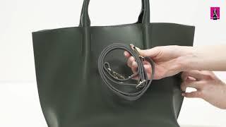 Видеообзор I Женская сумка DIVA S BAG 2598020