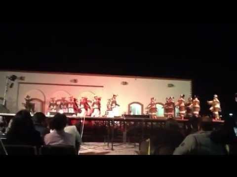 Ballet benemérito de las Américas Tamaulipas la huasanga
