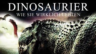 Dinosaurier - Wie sie wirklich lebten 2009 Dokumentation | Film deutsch