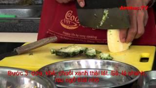 Bê tái chanh (Vào bếp cùng Sao - số 24) - amthuc.tv - tapchiamthuc.vn
