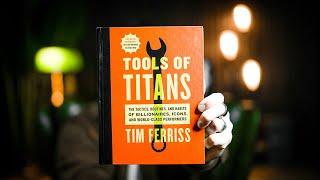 Tools Of Titans 10 Best Ideas Tim Ferriss Book Summary