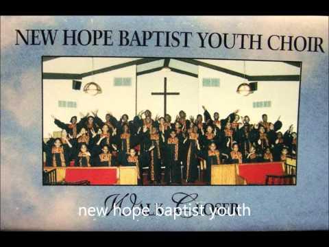 New Hope Baptist Youth Choir of Atlantic City 1994