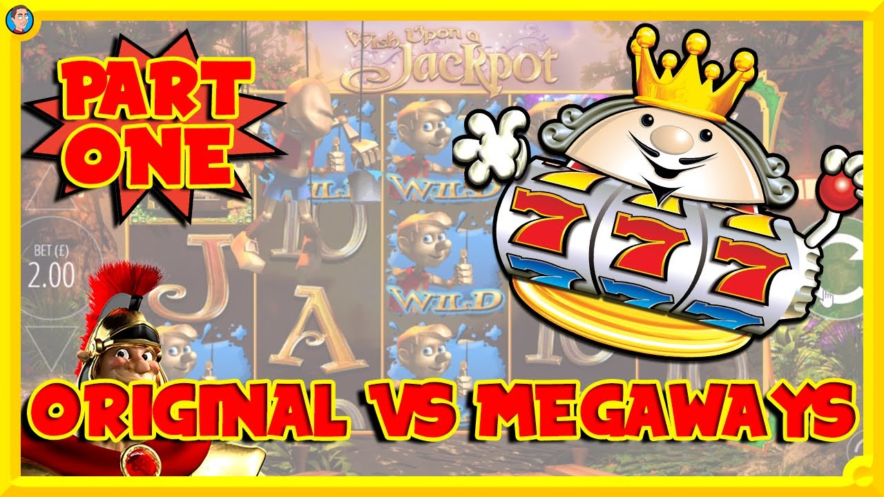 Original vs Megaways Slots Part One: Centurion, Reel King, Pots of Gold & More.