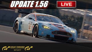 Gran Turismo Sport New Bop New Penalty Changes New Cars - Update 1.56