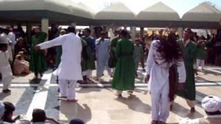 KHUIRATTA - PART 2/5 - khari Sharif - Ch Zaheer ABBAS in khari Shareef  on 18 February 2010