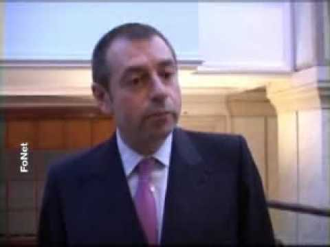 PACE Rapporteur Jean-Charles Gardetto visits Serbia