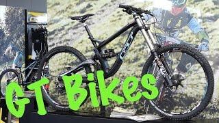 New GT Bicycles 2015 (Fury, Sanction, Sensora) - Eurobike 2014