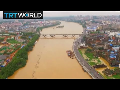 Money Talks: Flooding in China causes deaths and damage