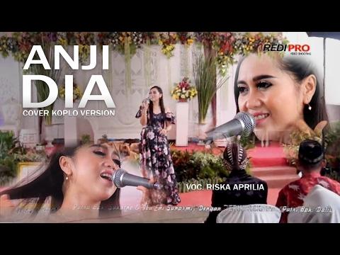 Anji Dia - Cover Dangdut - Riska Aprilia - Mustika Live Resepsi Pernikahan Ponorogo