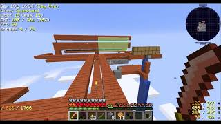Modern Skyblock 3   Ep46 Mobs and Stone