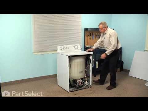 Washing Machine Repair - Replacing the Tub Seal (GE Part # WH02X10032)
