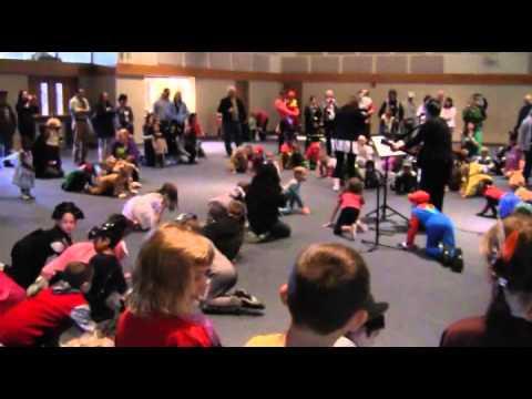 Open Arms Lutheran Child Development Center Halloween 2010