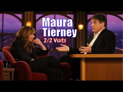 Maura Tierney  Nervous Cute Girl  22 Visits In Chronological Order Potato360p