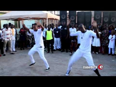 Amazing Dancers Thrill Fans in Accra