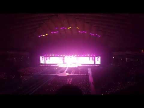 TWICE Tokyo Dome sky cam legend fanchant - 'BDZ'