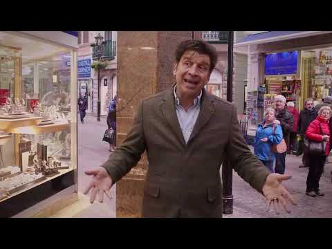 Nick Knowles and Where did the Vigo 5 Guinea coin come from