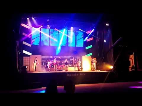 Festas Reigoso 01/08/2015 banda Lux