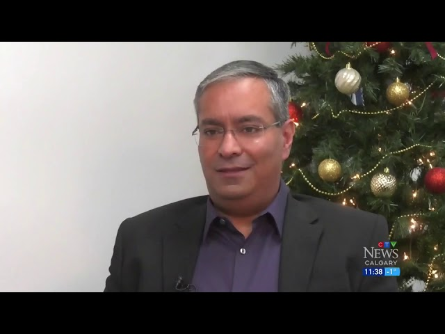 12/15/2020 - Biosenta live on CTV News Calgary with true™ disinfectant targeting COVID-19