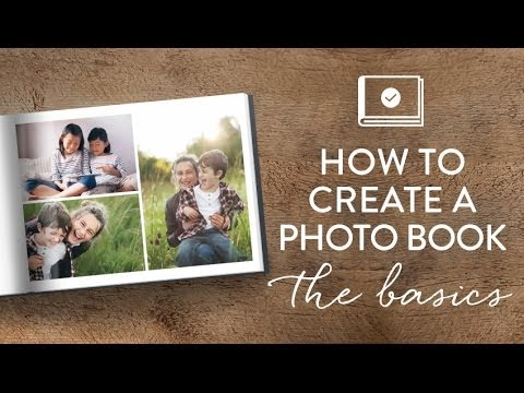 Creating Photo Books In Snapfish, Part 1