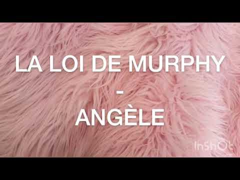 La loi de Murphy - Angèle | Lyrics
