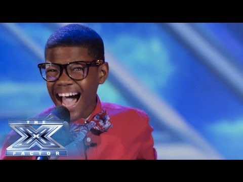 Isaiah Alston's 'Greatest' Performance Of All? - THE X FACTOR USA 2013