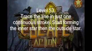Escape Action Walkthrough Level 51 52 53 54