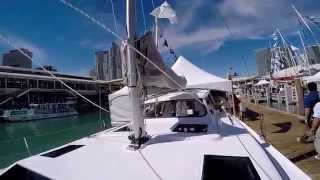 Gemini Legacy 35 - Miami International Boat Show 2015