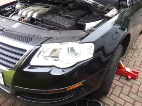 2006 Vw Beetle Fuse Box Vw Passat B6 2005 Gear Oil Change Adding Lucos Oil