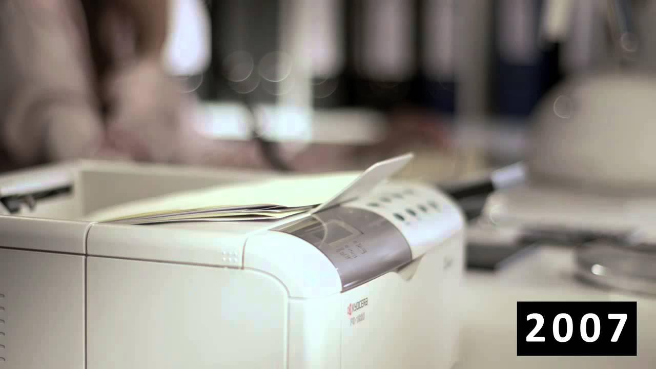 Kyocera Printers & MFPs Information