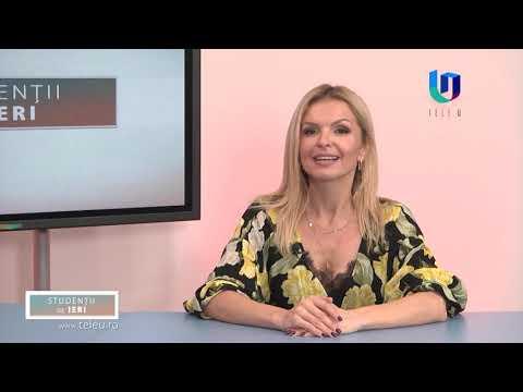 TeleU: Tiberiu Bako la emisiunea Studenții de ieri cu Silvia Gherasim