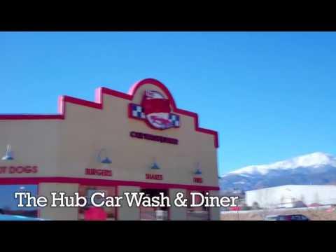 Get A Job Monday: Get set for the Hub Car Wash & Diner
