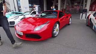 Cars & Coffee Twente 2018 - Overview clip
