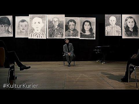 KulturKurier: Zeichnen gegen das Vergessen