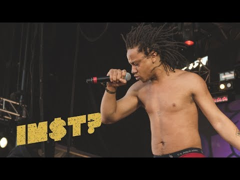 Trippie Redd: FESTIVAL REACTIONS at Rolling Loud Festival 2017 (Bay Area)
