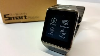 LX36 Smartwatch - Tizen OS - Unboxing!