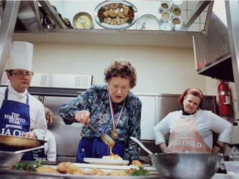 Cooking with julia child youtube - Julia child cooking show ...