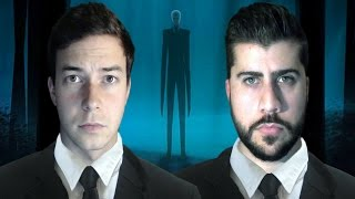 SLENDERMAN vs CADUNA | SLENDER The Cursed Forest | Multijugador |