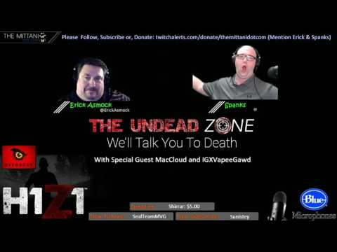 H1Z1 Undead Zone: May 30th