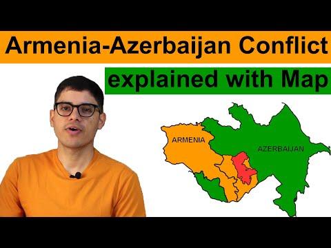 Armenia- Azerbaijan Conflict   Nagorno-Karabakh Conflict