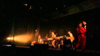 SOULWAXMAS PARIS 23/12/10 - SOULWAX Feat. Samantha FU - THEME FROM DISCOTHEQUE  - FULL HD